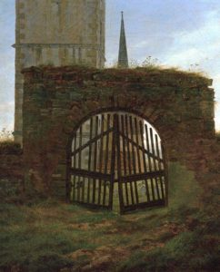 Churchyard_Gate_by_Friedrich