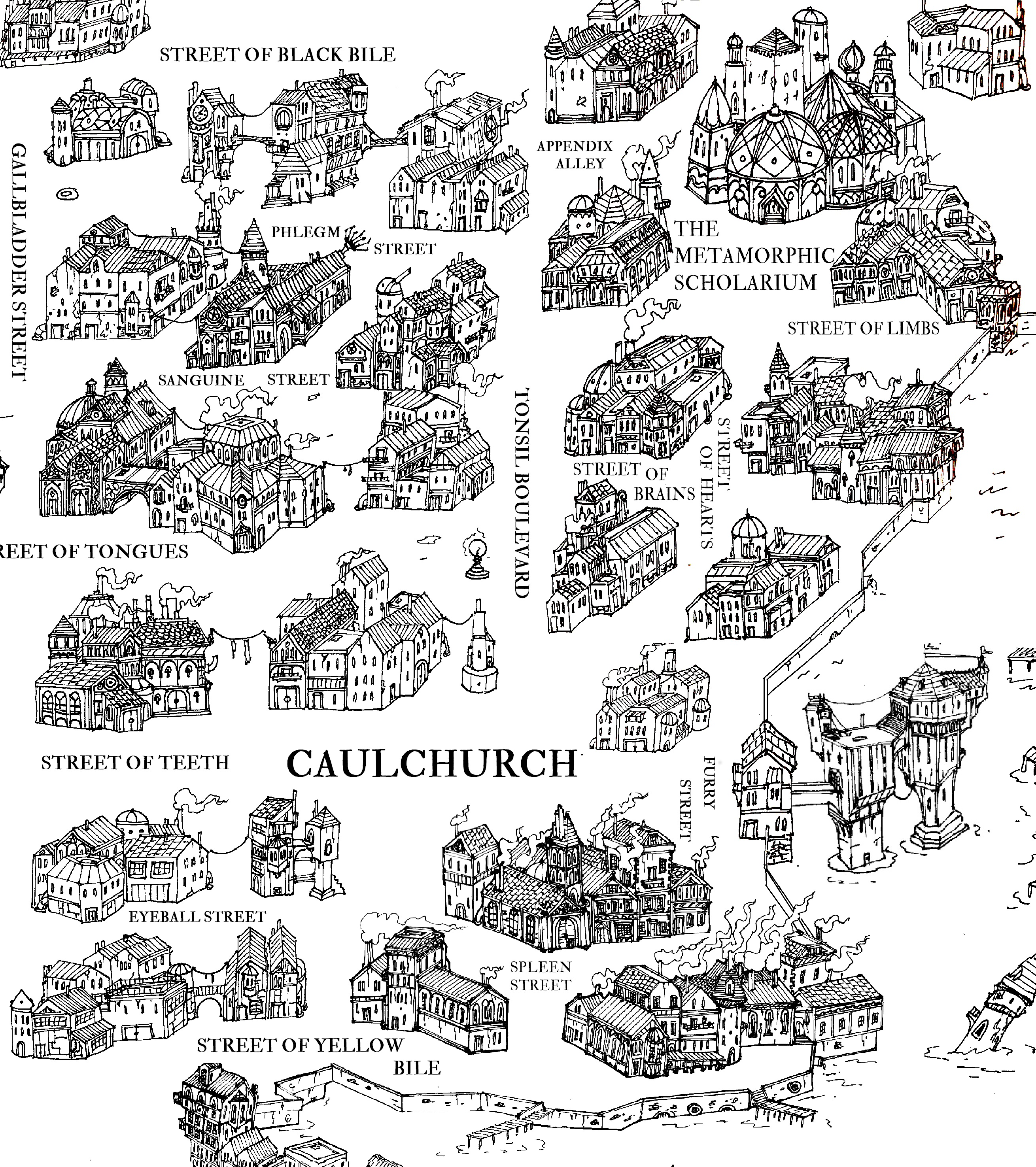 caulchurch
