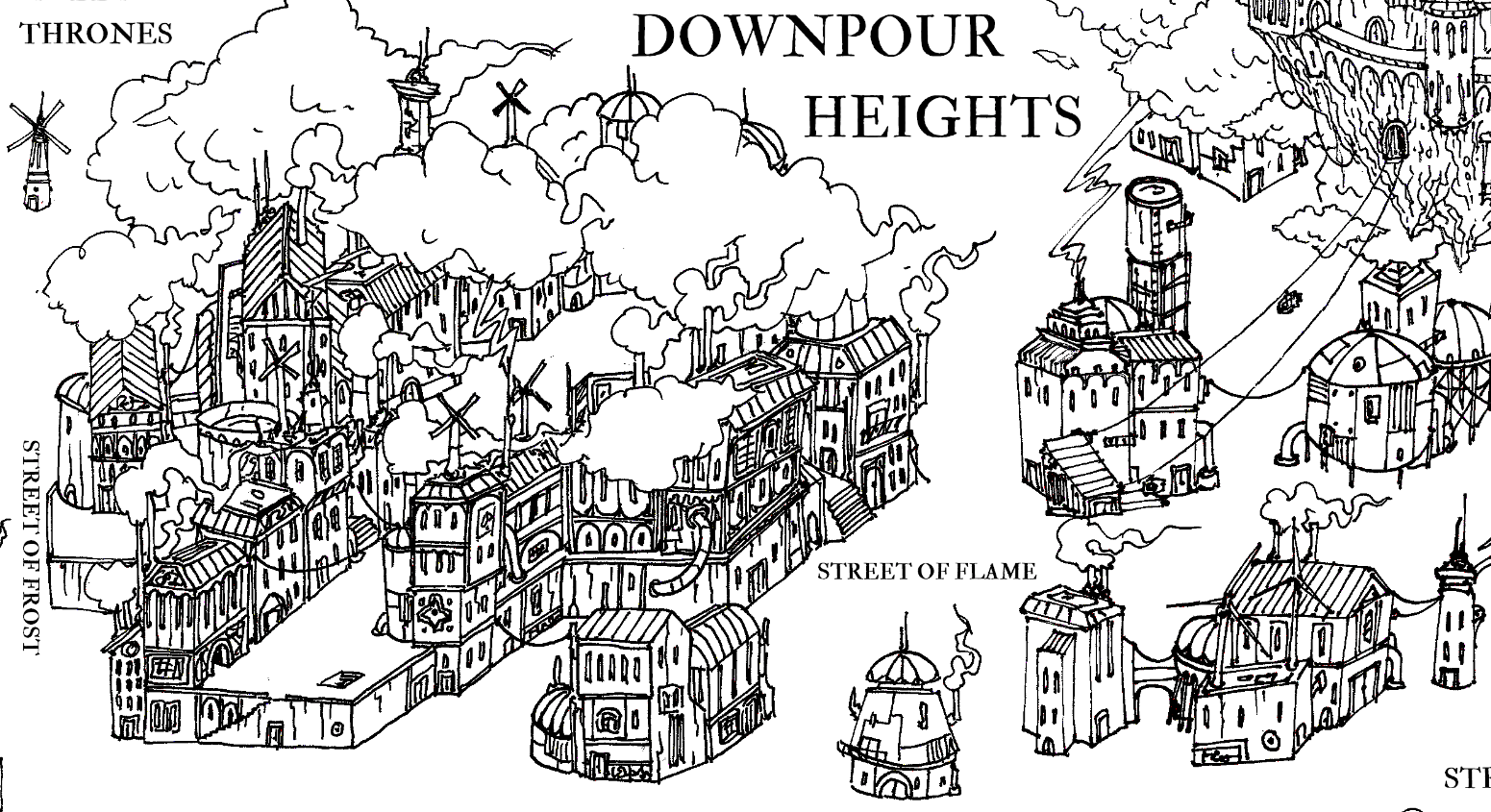 Downpour Heights