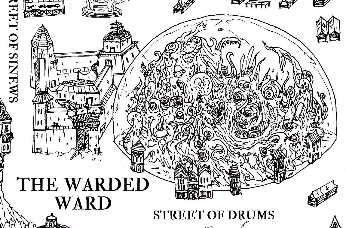 Warded Ward